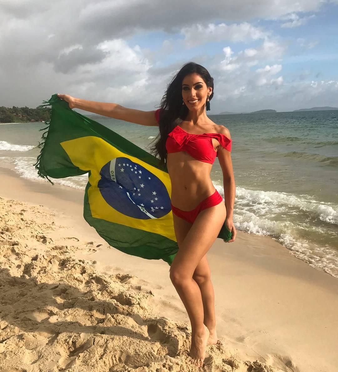 brasil vence miss global 2017. 24125512