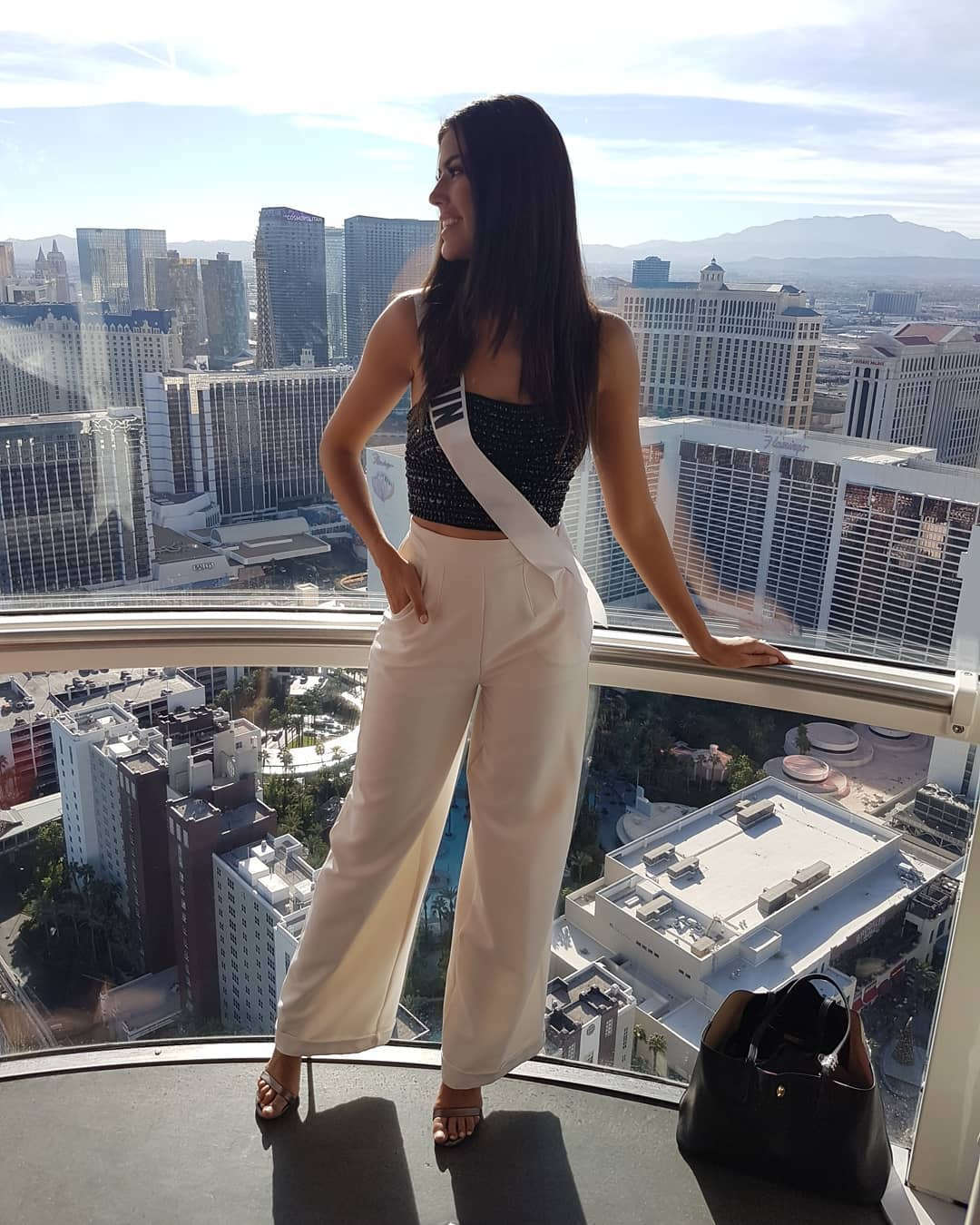 sofia del prado, top 10 de miss universe 2017/reyna hispanoamericana 2015/miss charm spain 2021. - Página 12 24127010