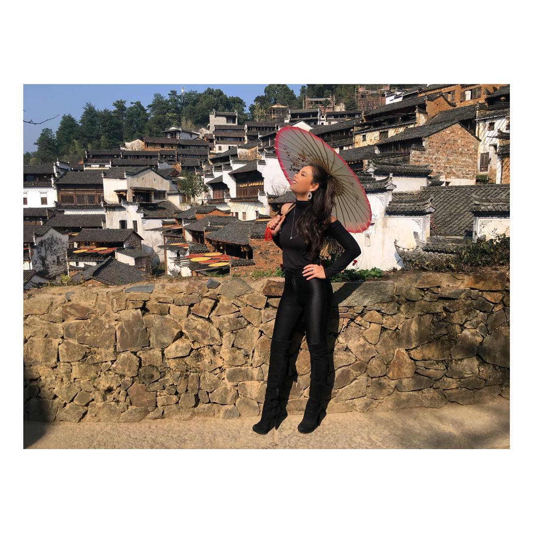 kelly medeiros, top 30 de miss tourism queen of the year international 2017. - Página 4 24175210