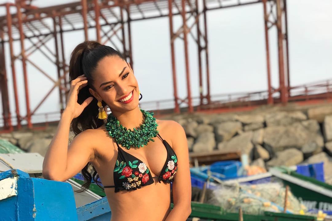 romina lozano, miss charm peru 2020/miss peru universo 2018. - Página 2 24328010