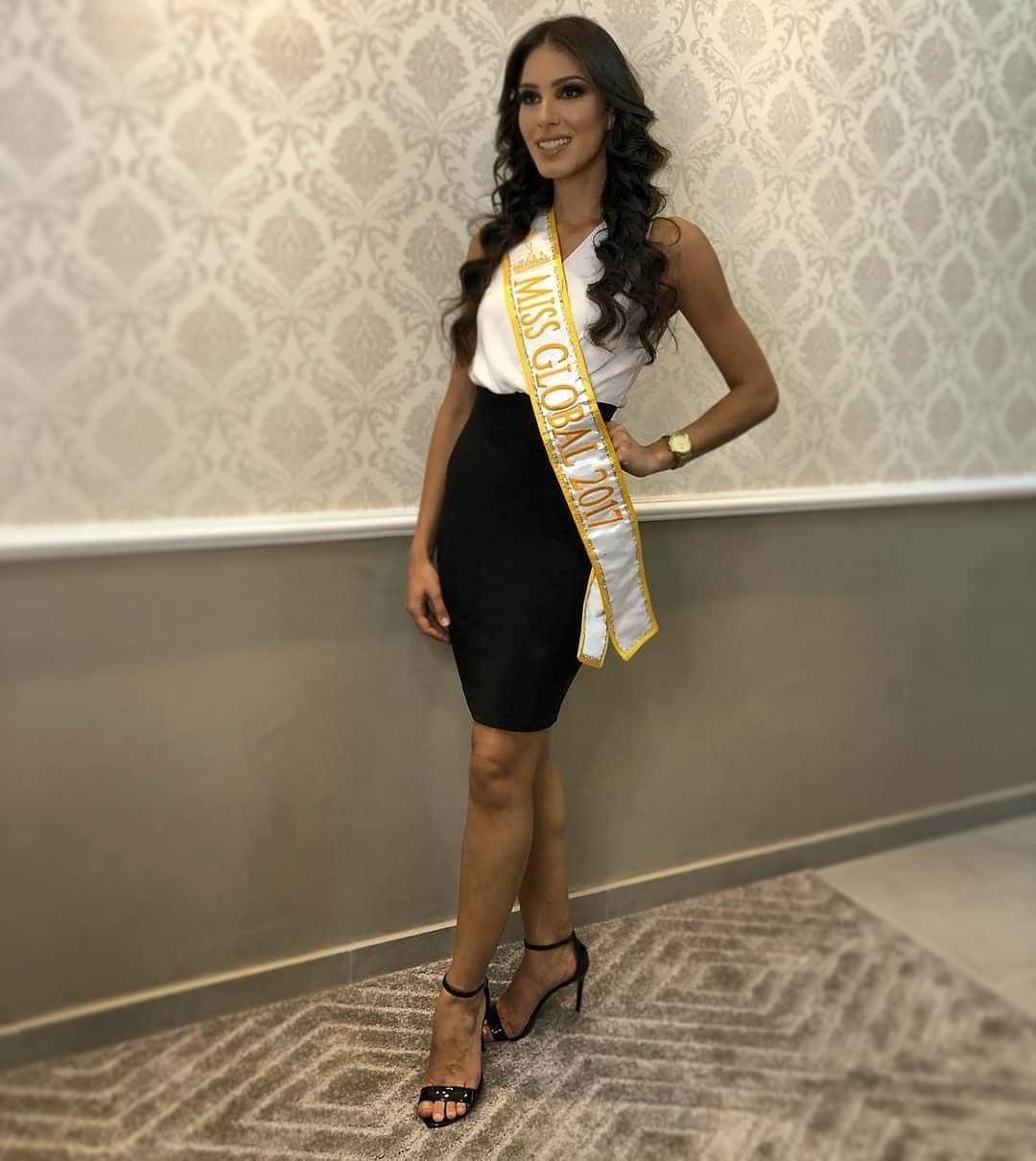brasil vence miss global 2017. 25006612