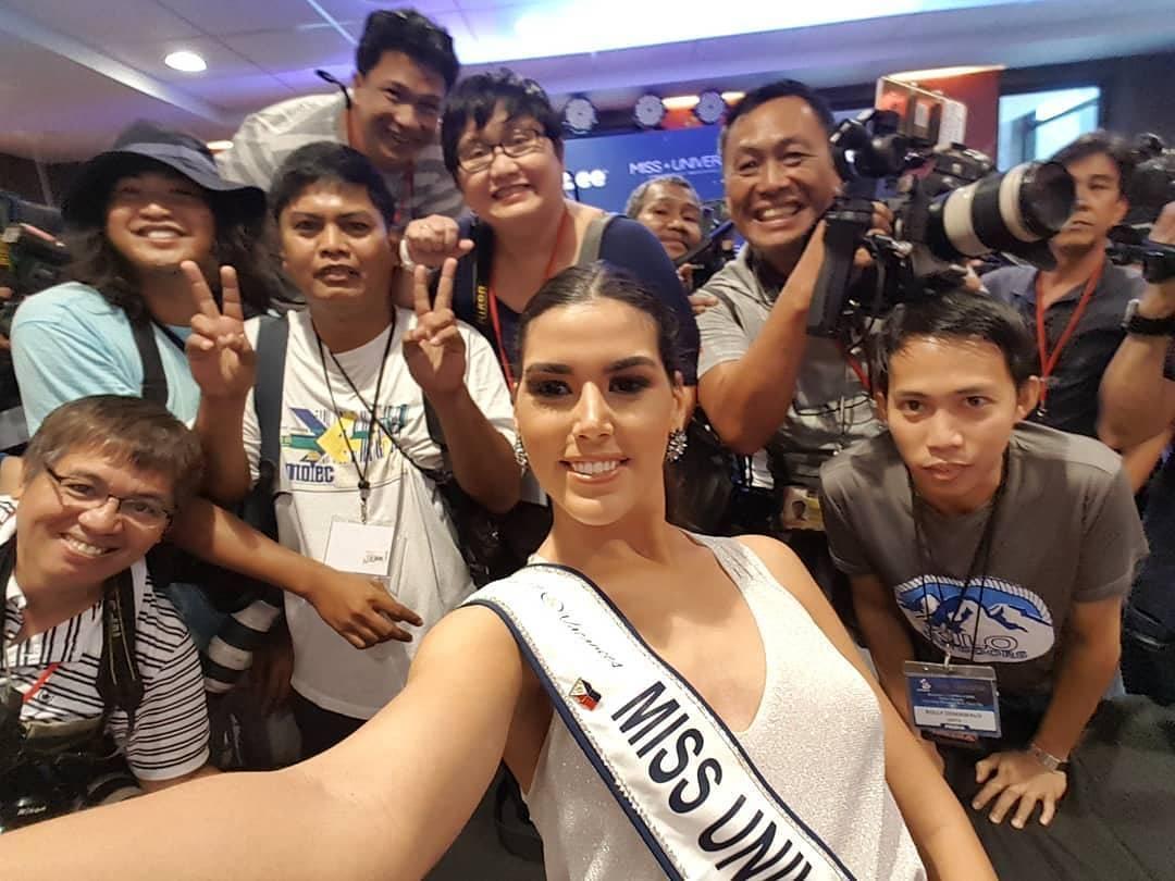 sofia del prado, reyna hispanoamericana 2015, top 10 de miss universe 2017. - Página 13 25010910