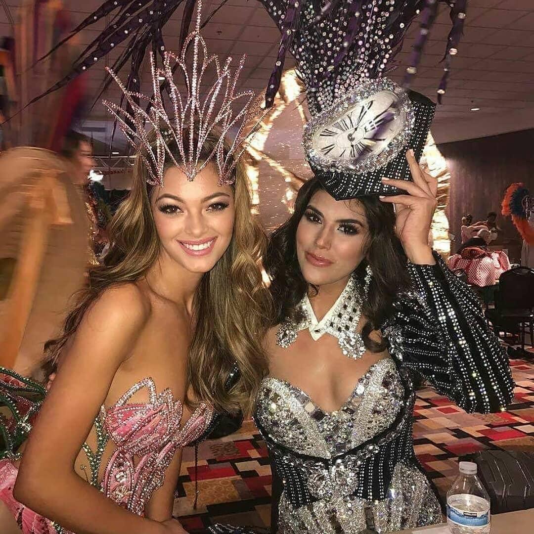 sofia del prado, reyna hispanoamericana 2015, top 10 de miss universe 2017. - Página 13 25013710