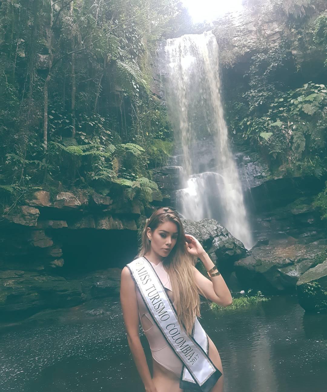 andrea katherine gutierrez puentes, miss tourism 2017/2018. - Página 2 25015410