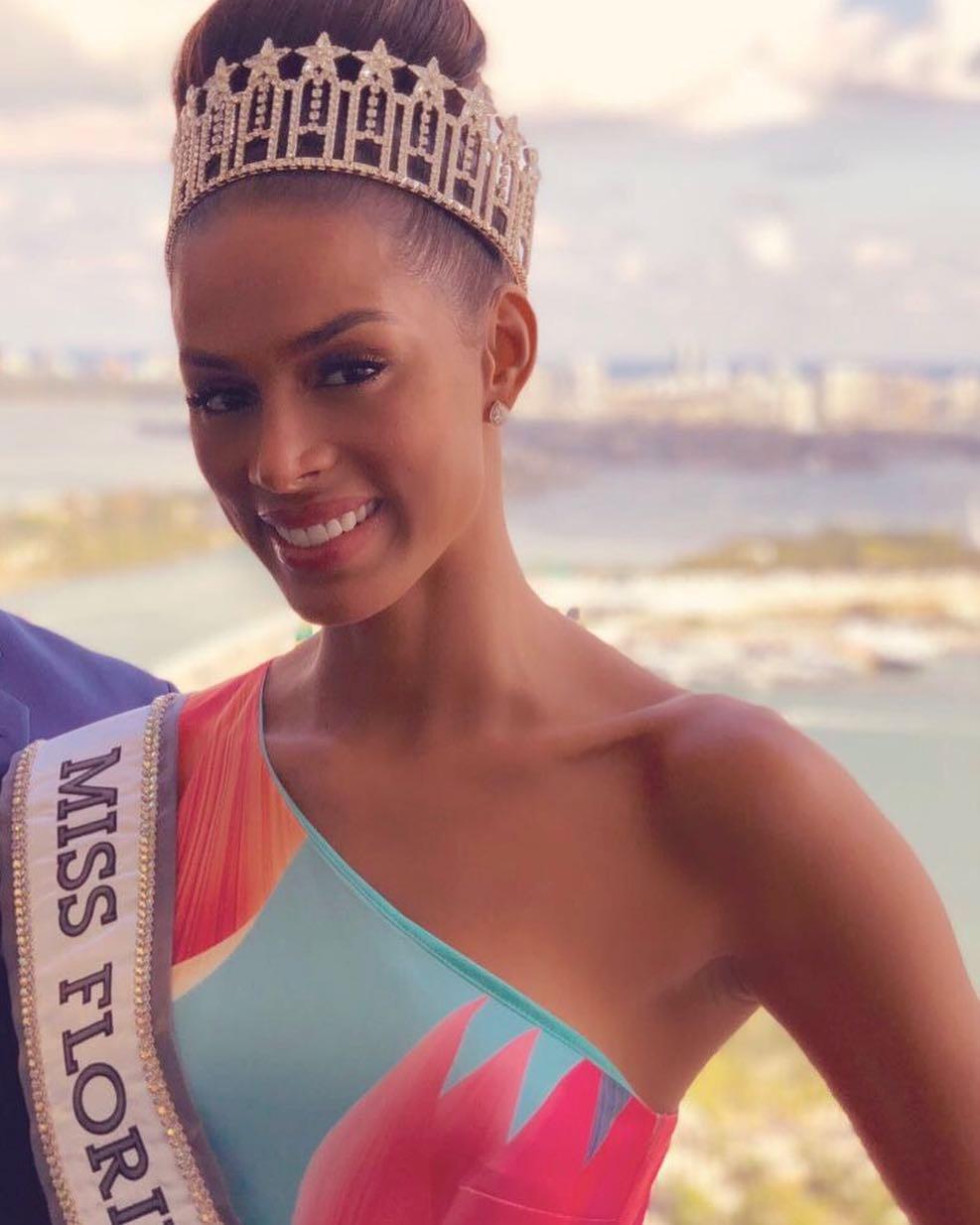 genesis davila, miss florida 2018. 25017610