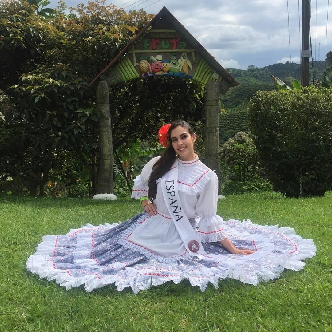 carmen serrano, reyna internacional cafe 2018. - Página 3 25037810