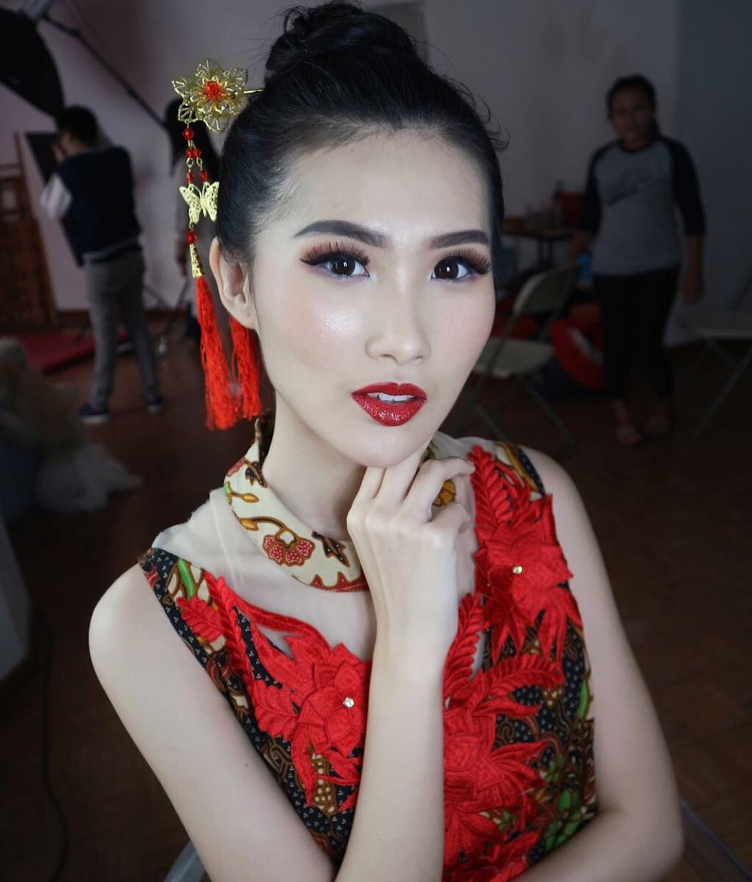 candidatas a puteri indonesia 2018. final: 09 march. 25038310