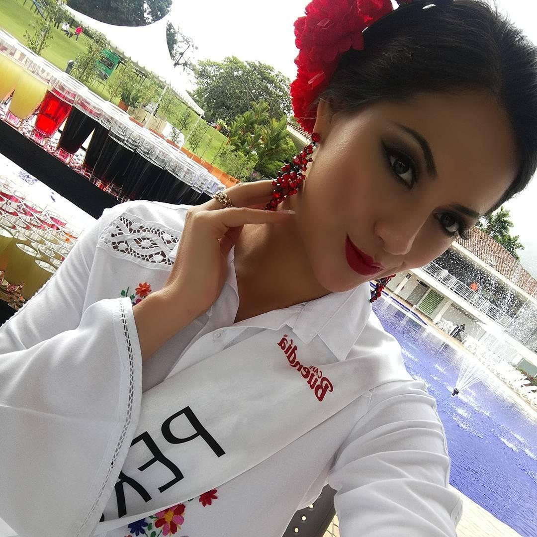 gabriela lambruschini, miss peru reyna internacional cafe 2018. - Página 3 25038511
