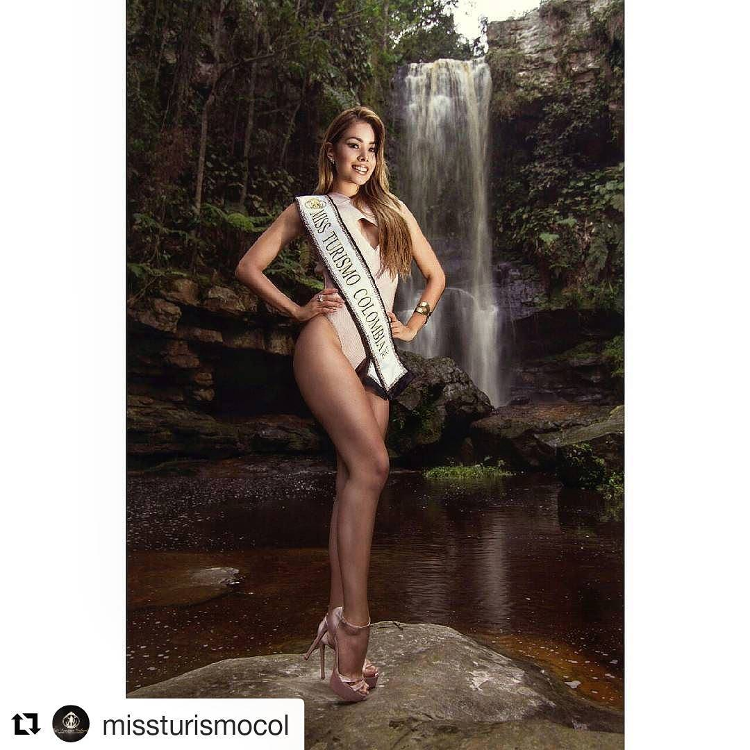 andrea katherine gutierrez puentes, miss tourism 2017/2018. - Página 2 25039210