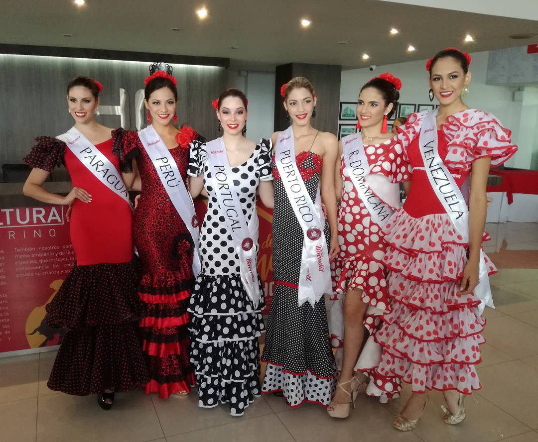 gabriela lambruschini, miss peru reyna internacional cafe 2018. - Página 3 25039411