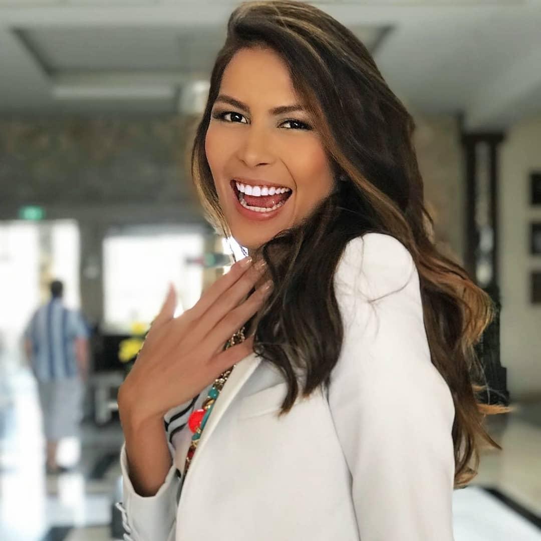 lizeth mendieta villanueva, 4th runner-up de miss intercontinental 2017. - Página 3 26066112