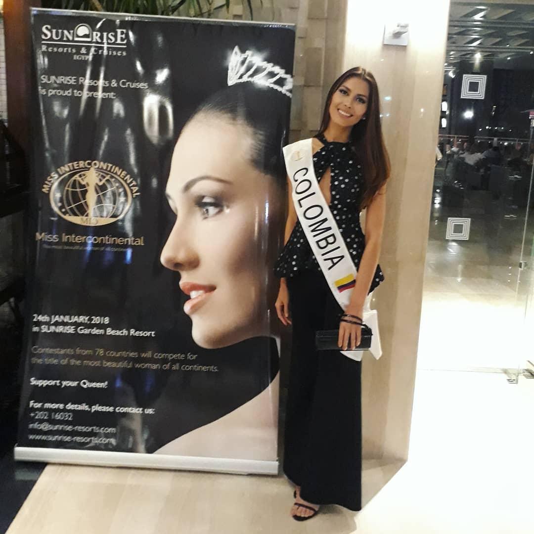lizeth mendieta villanueva, 4th runner-up de miss intercontinental 2017. - Página 3 26066410