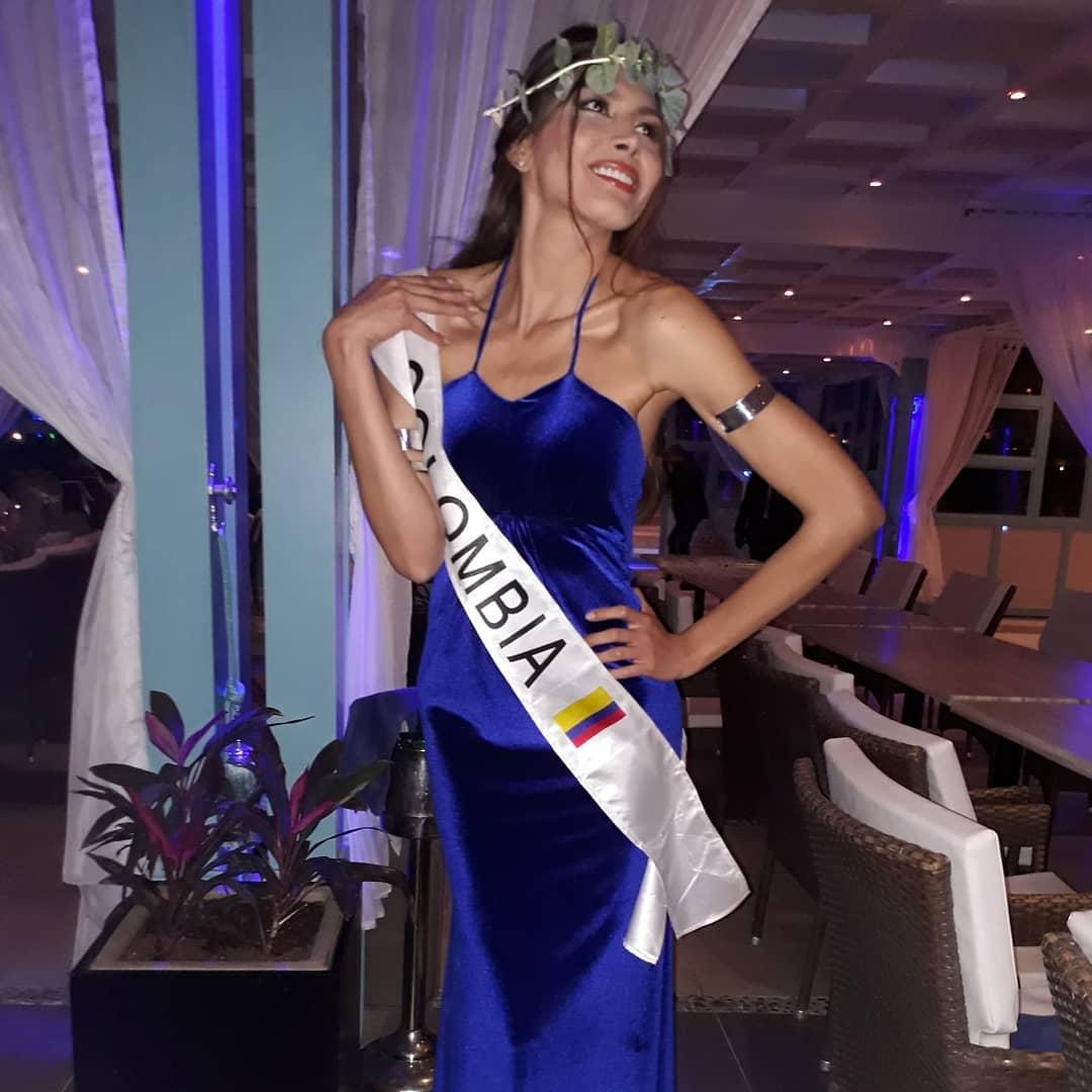 lizeth mendieta villanueva, 4th runner-up de miss intercontinental 2017. - Página 5 26066812