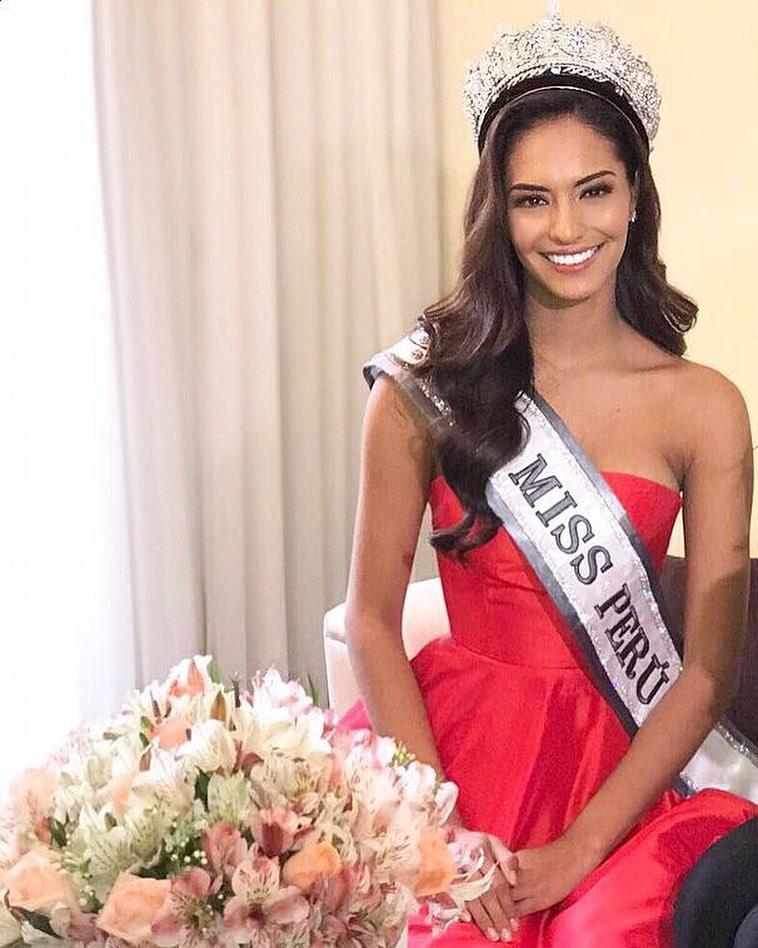 romina lozano, miss charm peru 2020/miss peru universo 2018. - Página 2 26067512