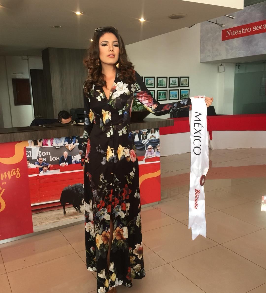 phegda bustillos, miss mexico para reinado inernacional cafe 2018. - Página 3 26067810