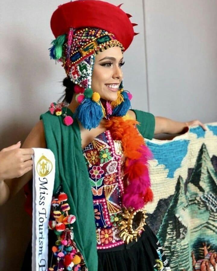 janick maceta, miss peru 2020/third runner-up de miss supranational 2019/1st runner-up de miss tourism 2017-2018.  - Página 2 26069011