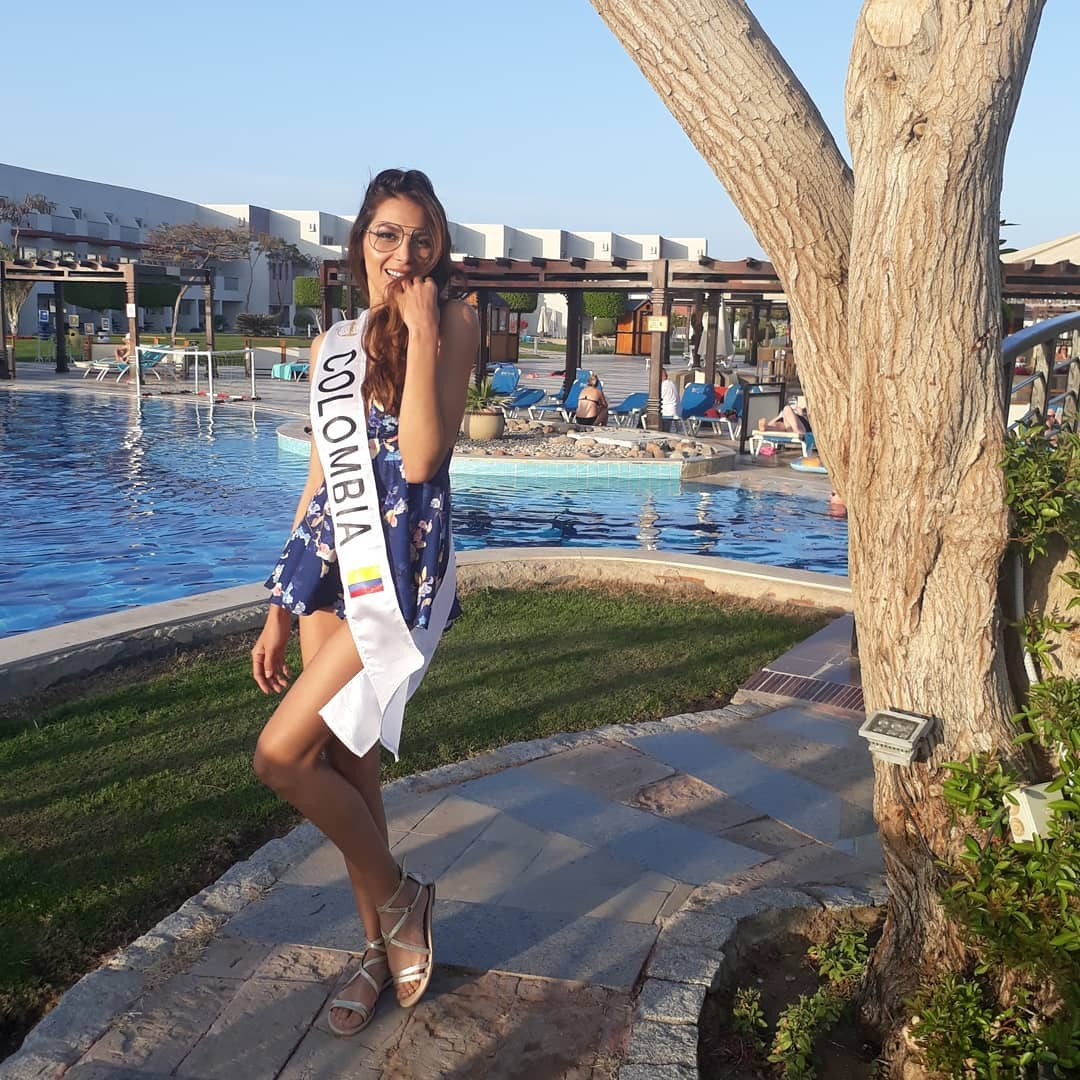 lizeth mendieta villanueva, 4th runner-up de miss intercontinental 2017. - Página 6 26069111