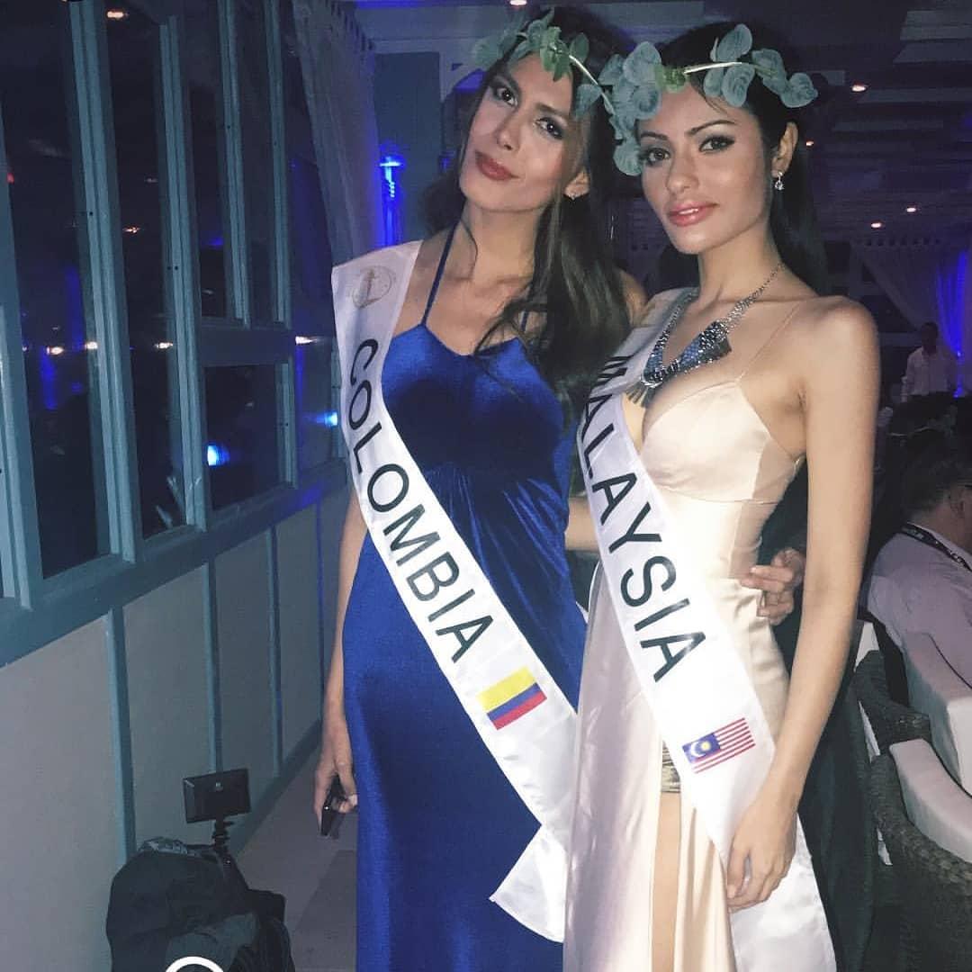 lizeth mendieta villanueva, 4th runner-up de miss intercontinental 2017. - Página 5 26071111