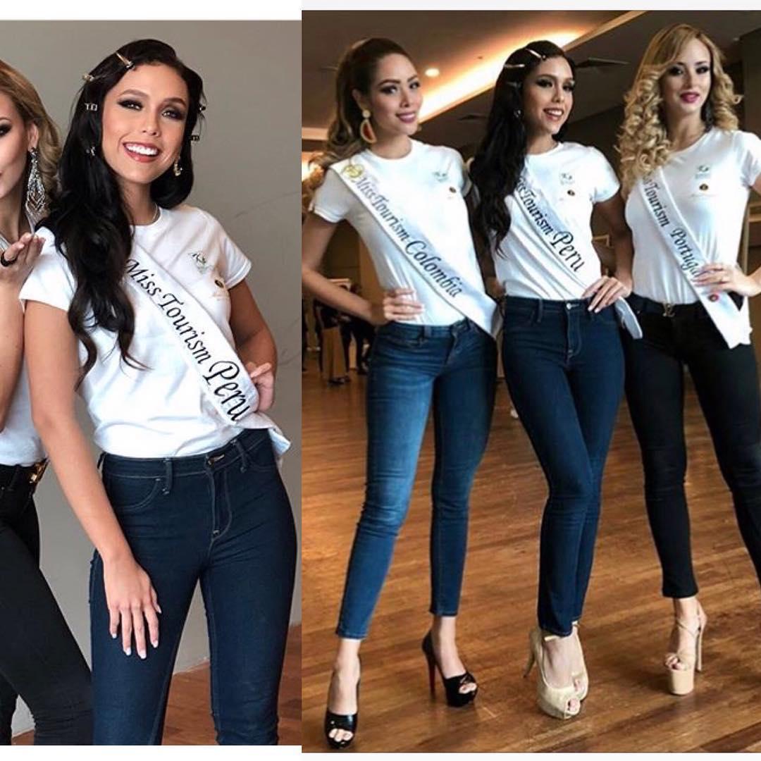 janick maceta, miss peru 2020/third runner-up de miss supranational 2019/1st runner-up de miss tourism 2017-2018.  - Página 2 26071412