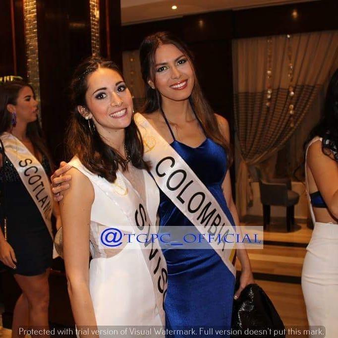 lizeth mendieta villanueva, 4th runner-up de miss intercontinental 2017. - Página 5 26071611