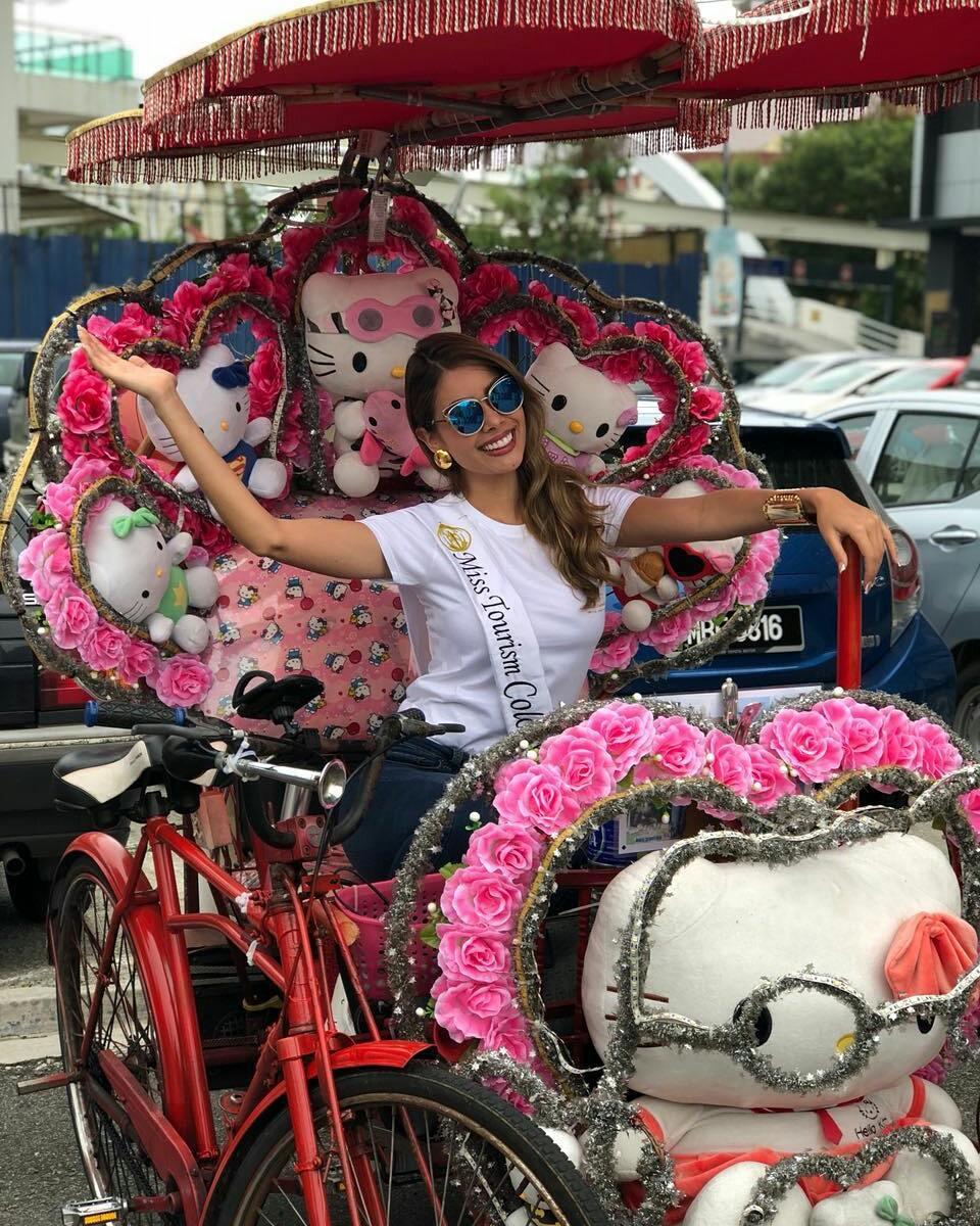 andrea katherine gutierrez puentes, miss tourism 2017/2018. - Página 7 26072111