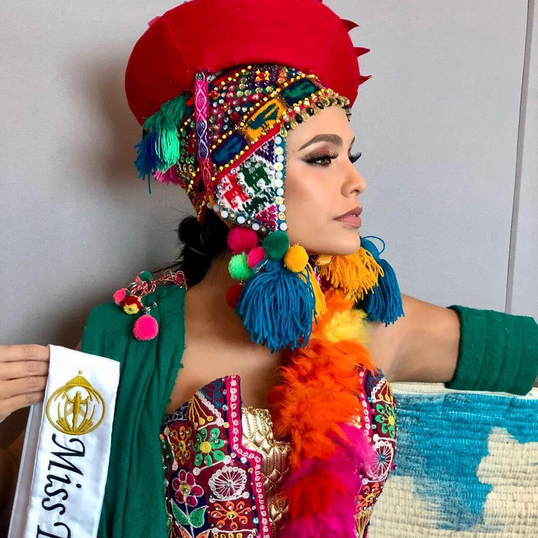 janick maceta, miss peru 2020/third runner-up de miss supranational 2019/1st runner-up de miss tourism 2017-2018.  - Página 2 26072210