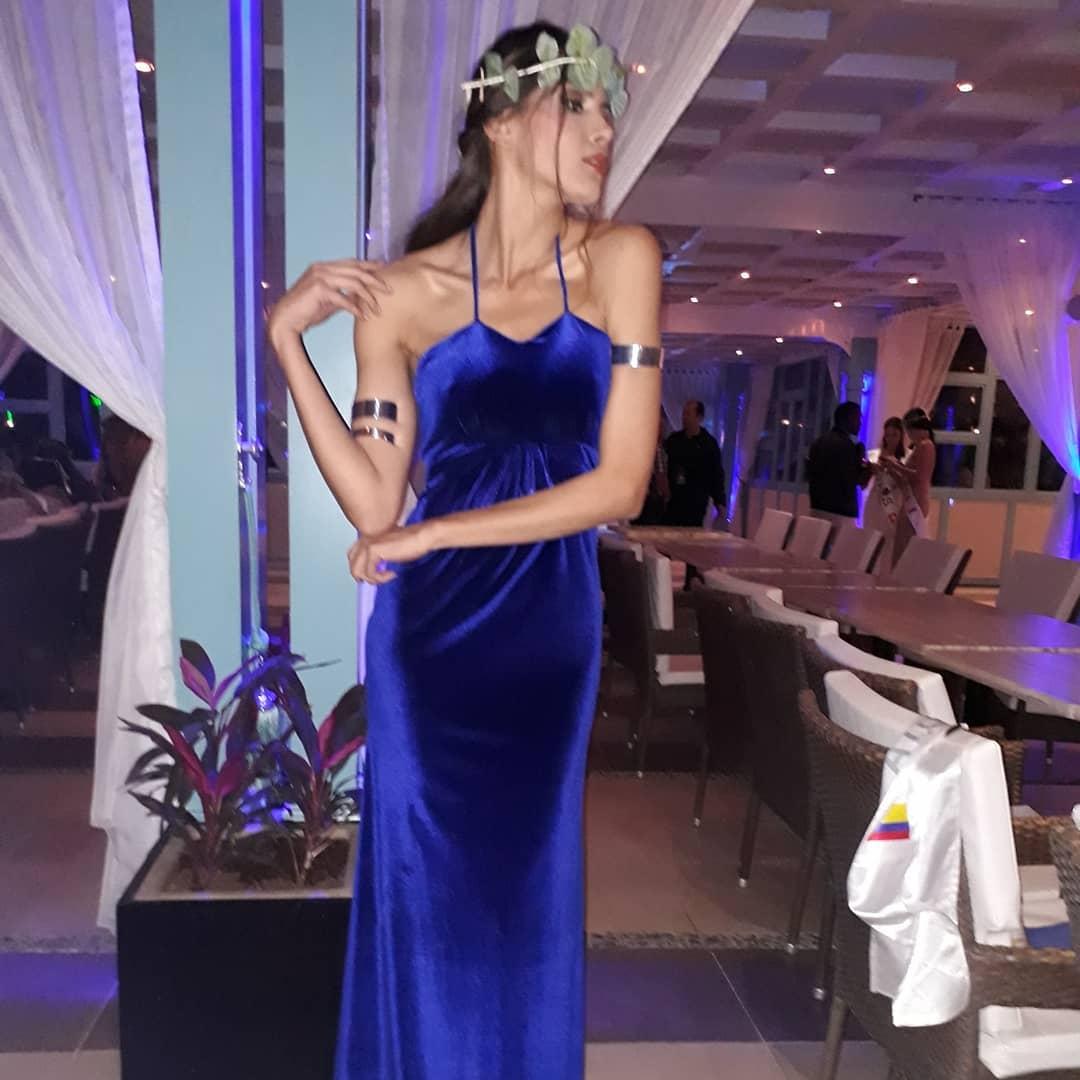 lizeth mendieta villanueva, 4th runner-up de miss intercontinental 2017. - Página 5 26072710