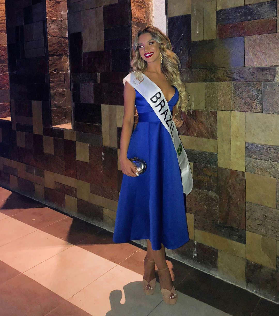 amanda cardoso, miss grand espirito santo 2019/3rd runner-up de miss intercontinental 2017. - Página 5 26073711