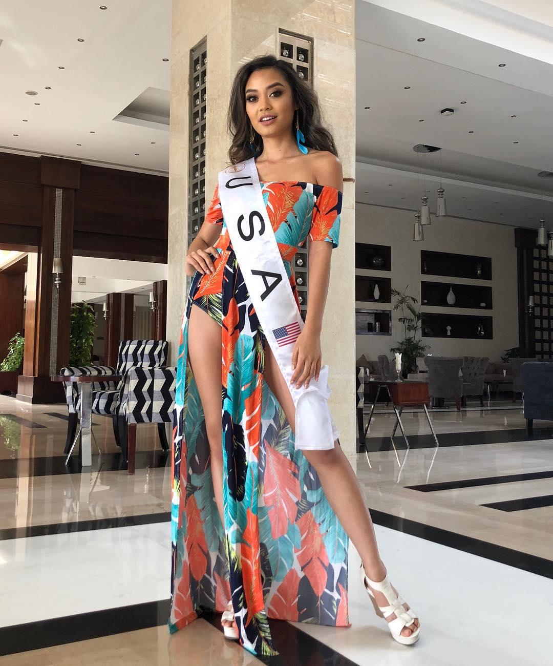 raquel basco, miss international hawaii 2019/miss intercontinental usa 2017. - Página 4 26151710