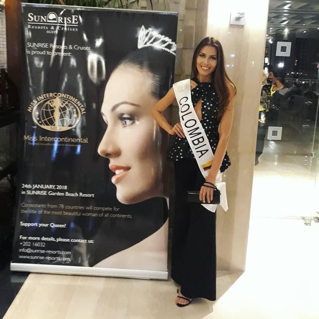lizeth mendieta villanueva, 4th runner-up de miss intercontinental 2017. - Página 3 26152710