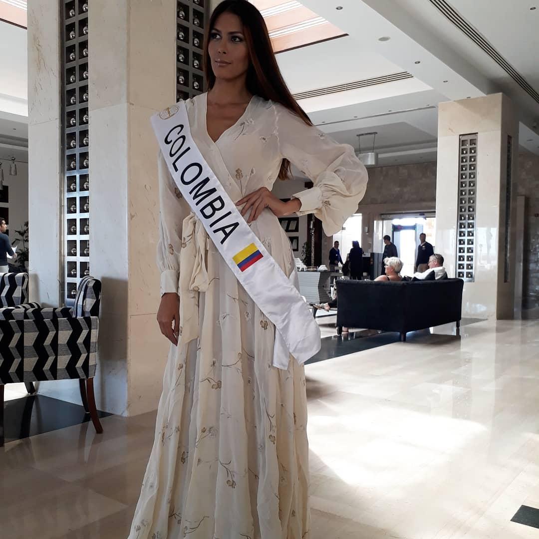 lizeth mendieta villanueva, 4th runner-up de miss intercontinental 2017. - Página 6 26153711