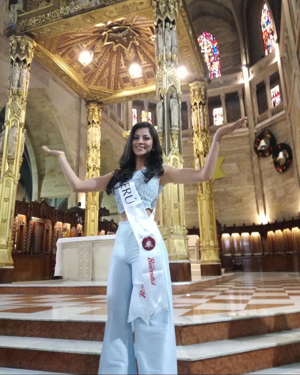 gabriela lambruschini, miss peru reyna internacional cafe 2018. - Página 4 26154810