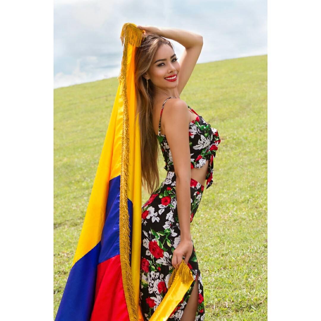 andrea katherine gutierrez puentes, miss tourism 2017/2018. - Página 7 26155012