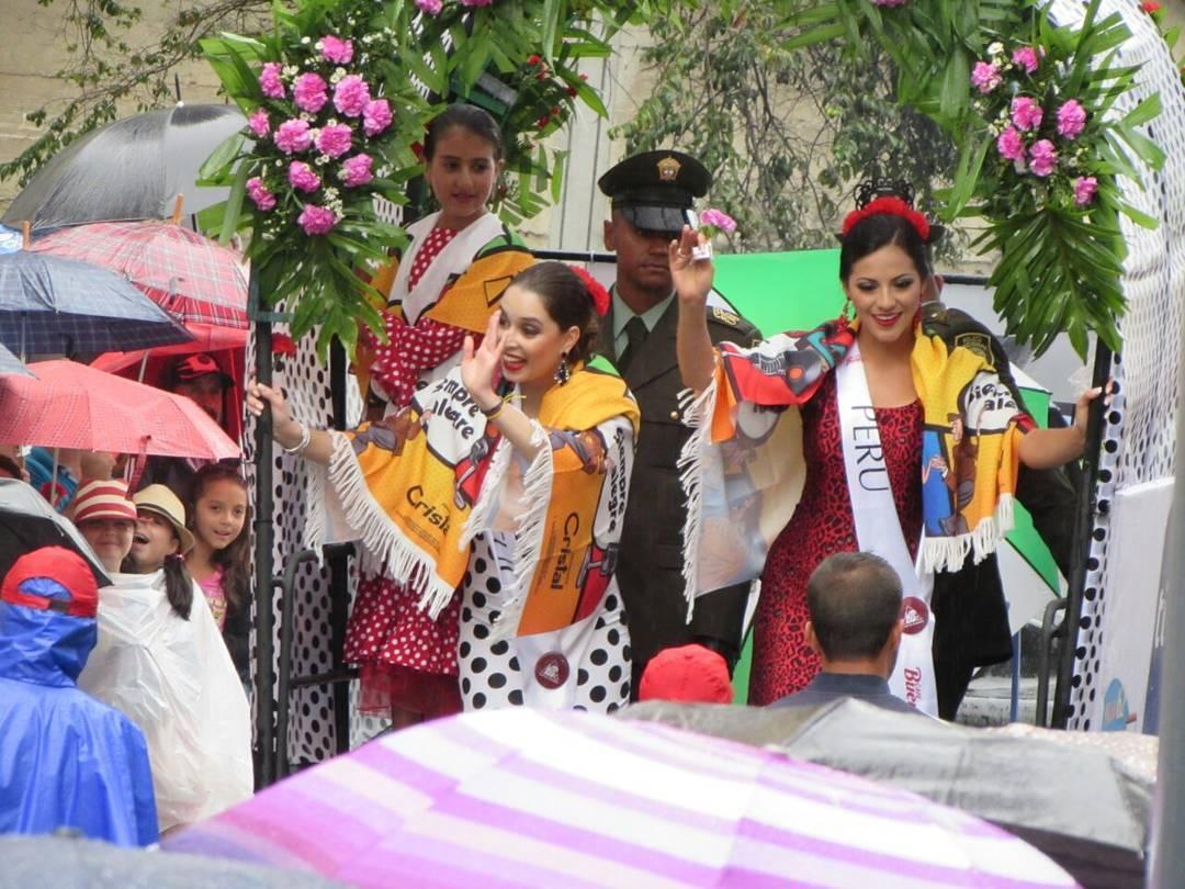 gabriela lambruschini, miss peru reyna internacional cafe 2018. - Página 3 26156510