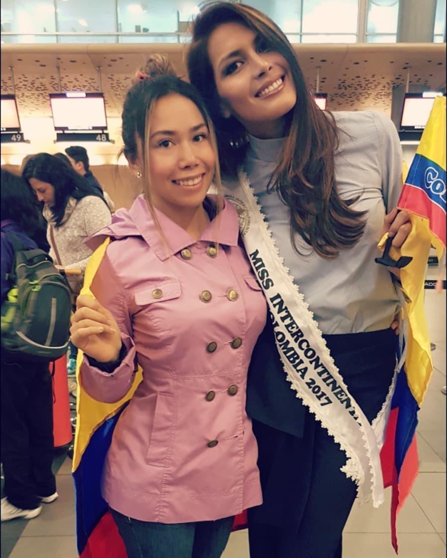 lizeth mendieta villanueva, 4th runner-up de miss intercontinental 2017. - Página 2 26156710