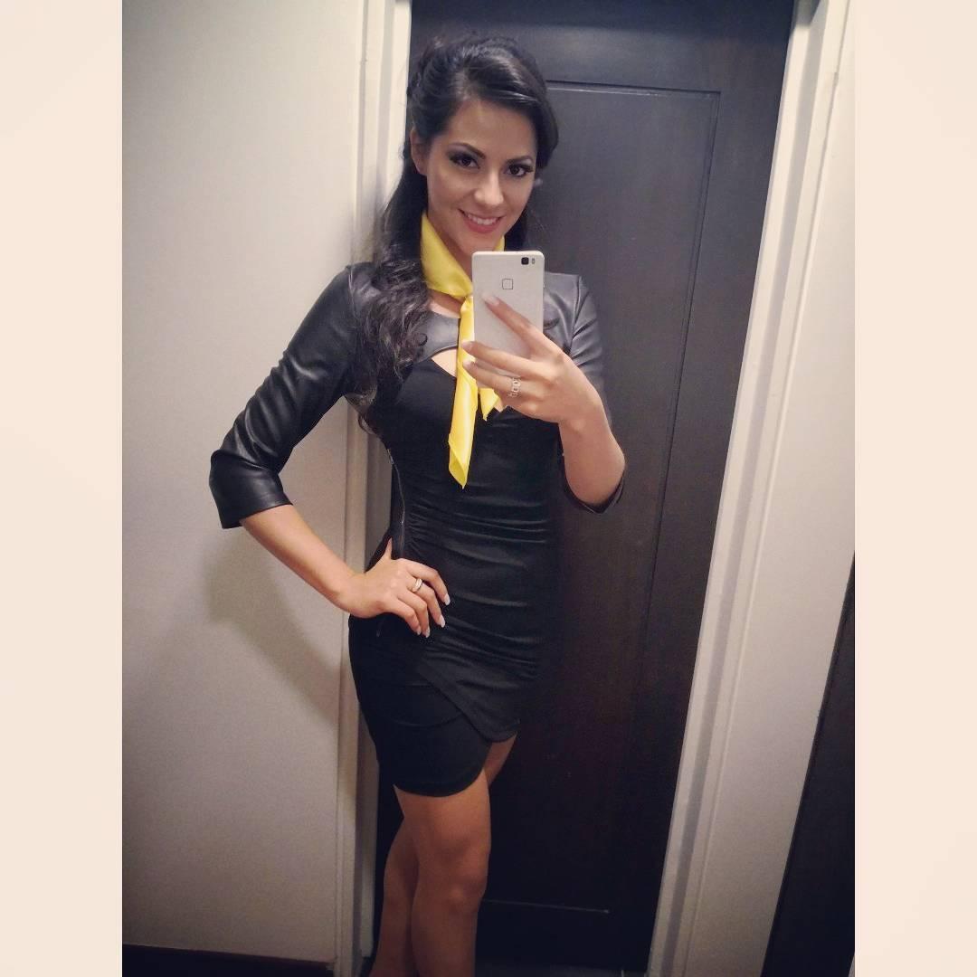 gabriela lambruschini, miss peru reyna internacional cafe 2018. - Página 4 26158610