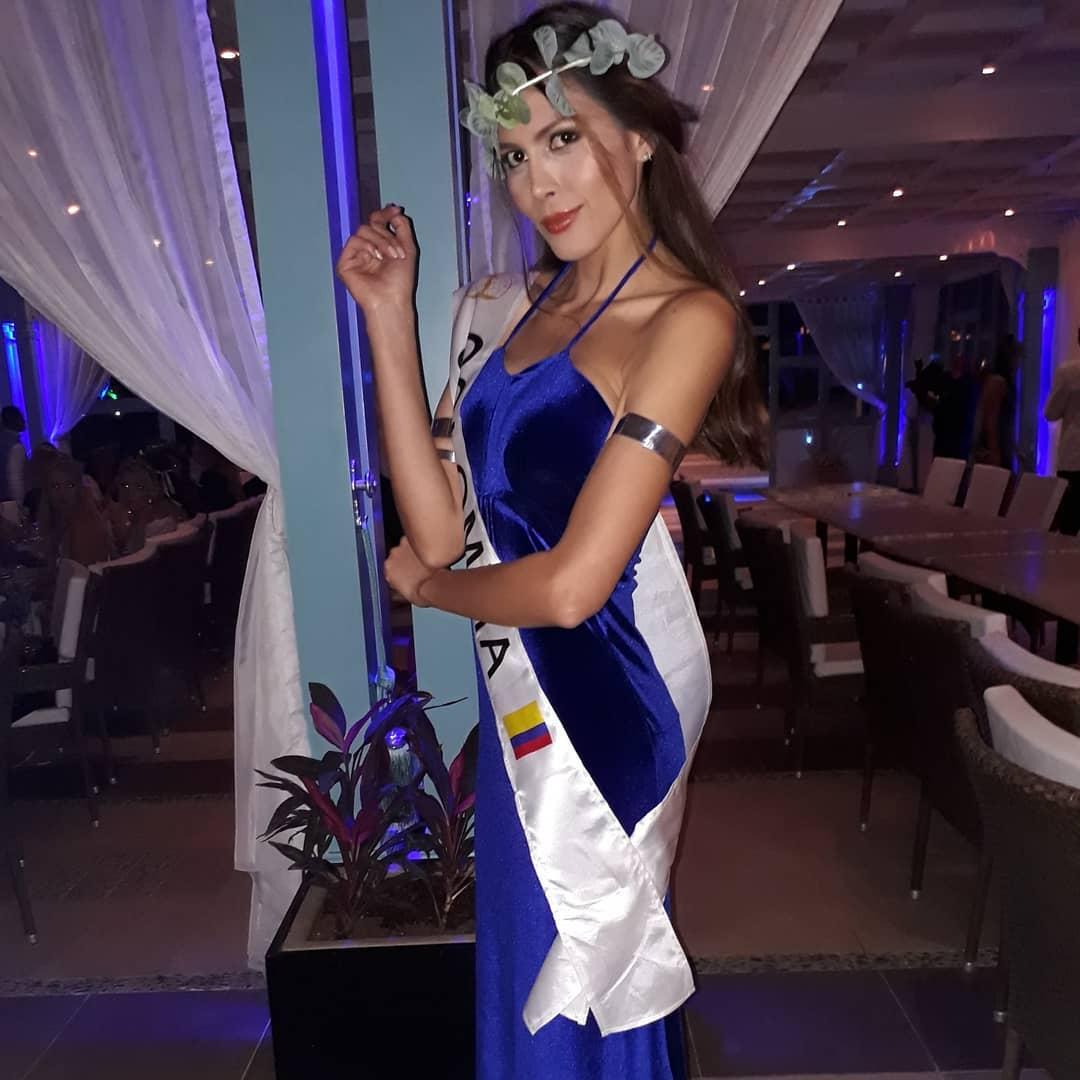 lizeth mendieta villanueva, 4th runner-up de miss intercontinental 2017. - Página 5 26181311