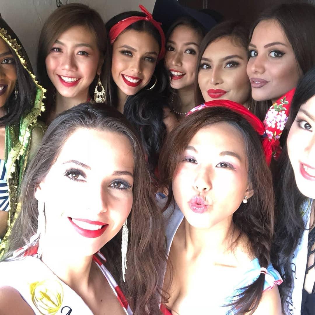 rafaella candida, top 15 de miss tourism 2017/2018. - Página 3 26183810