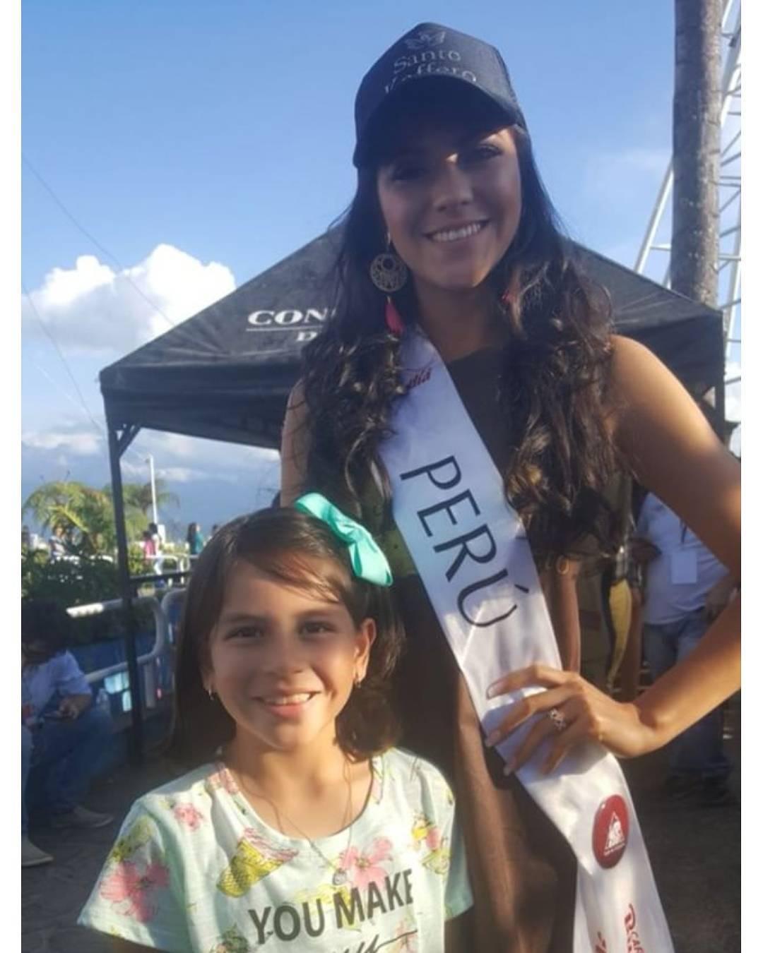 gabriela lambruschini, miss peru reyna internacional cafe 2018. - Página 4 26188010