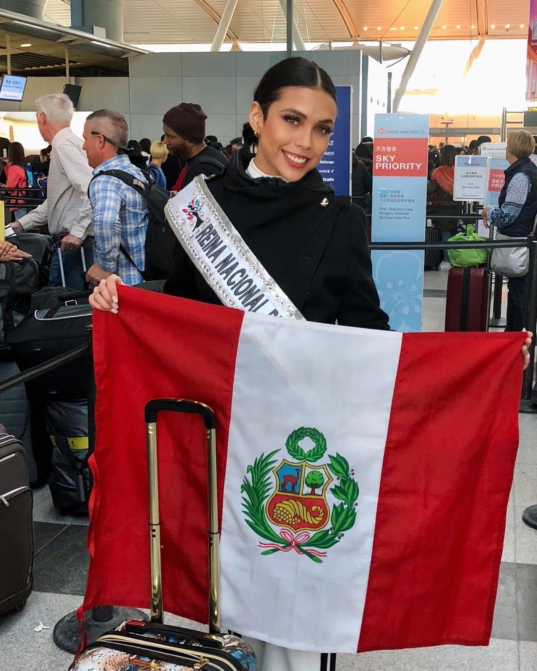 janick maceta, miss peru 2020/third runner-up de miss supranational 2019/1st runner-up de miss tourism 2017-2018.  - Página 2 26222910