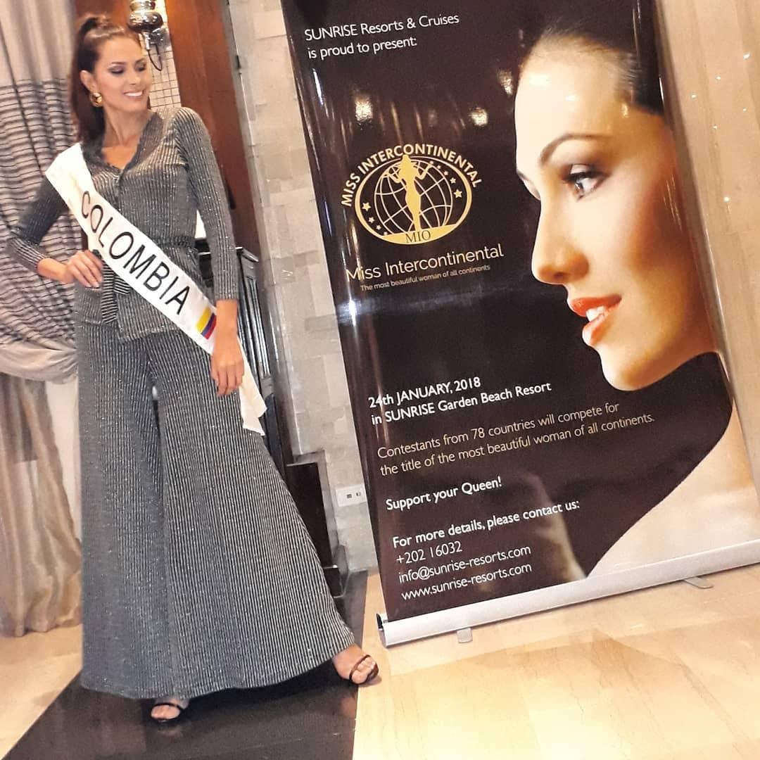 lizeth mendieta villanueva, 4th runner-up de miss intercontinental 2017. - Página 8 26223011