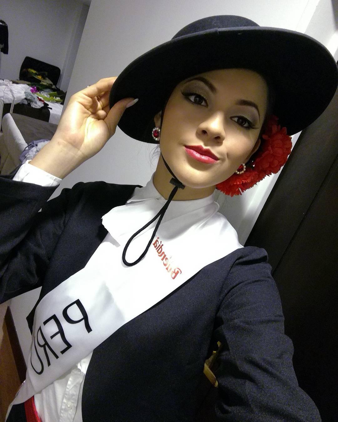 gabriela lambruschini, miss peru reyna internacional cafe 2018. - Página 4 26267510