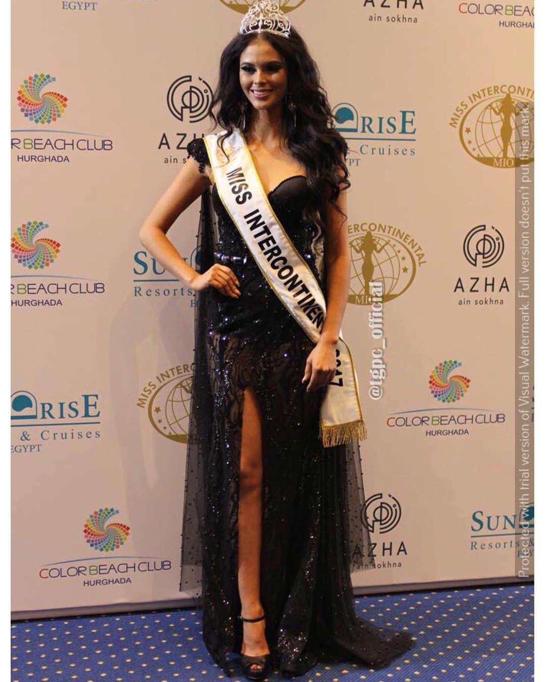 veronica salas, miss intercontinental 2017/top 20 de miss eco international 2017. - Página 17 26267710