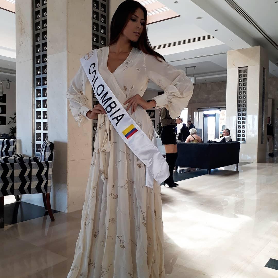 lizeth mendieta villanueva, 4th runner-up de miss intercontinental 2017. - Página 6 26268110