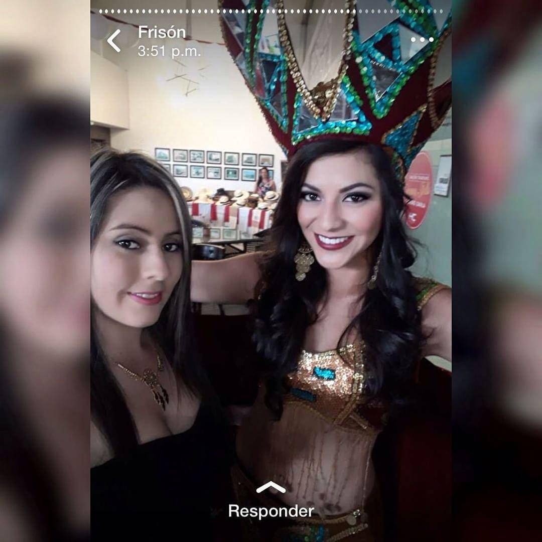gabriela lambruschini, miss peru reyna internacional cafe 2018. - Página 5 26271610
