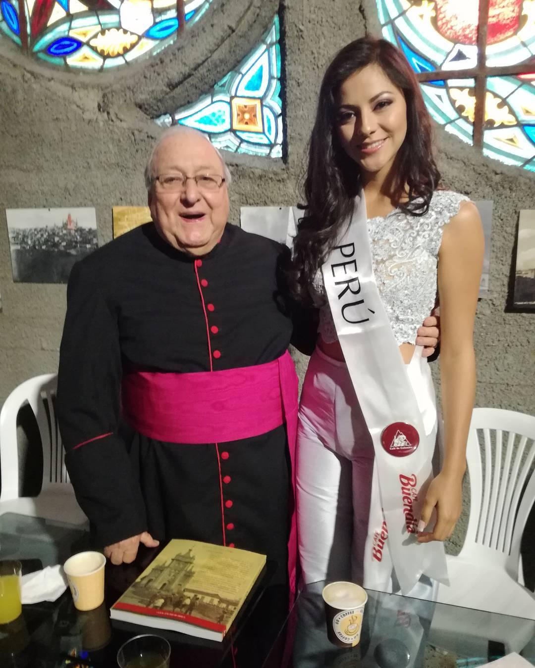 gabriela lambruschini, miss peru reyna internacional cafe 2018. - Página 5 26275710