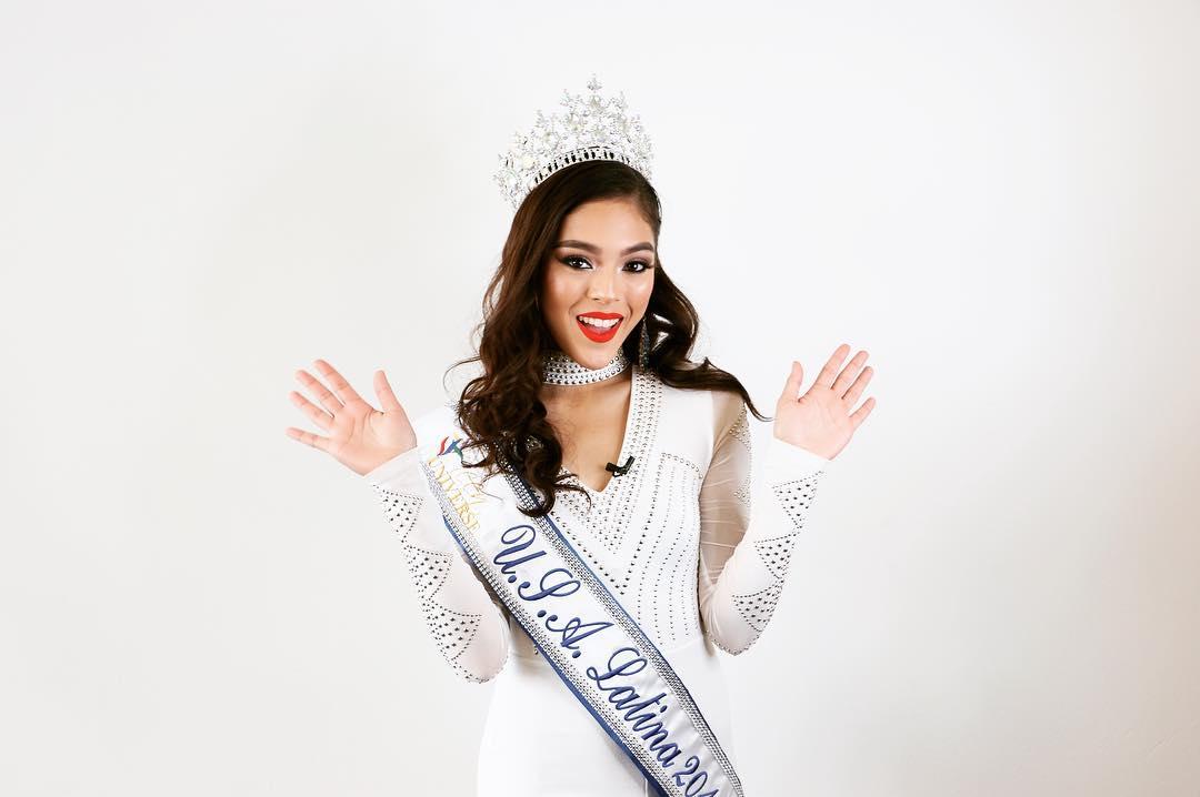 kristian de leon, miss teen mundial usa 2019/top 16 de teen universe 2018. 26301210