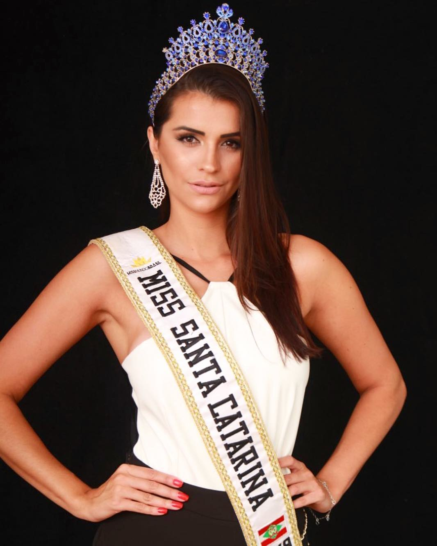 thylara brenner, miss brasil continentes unidos 2019. - Página 2 26329810