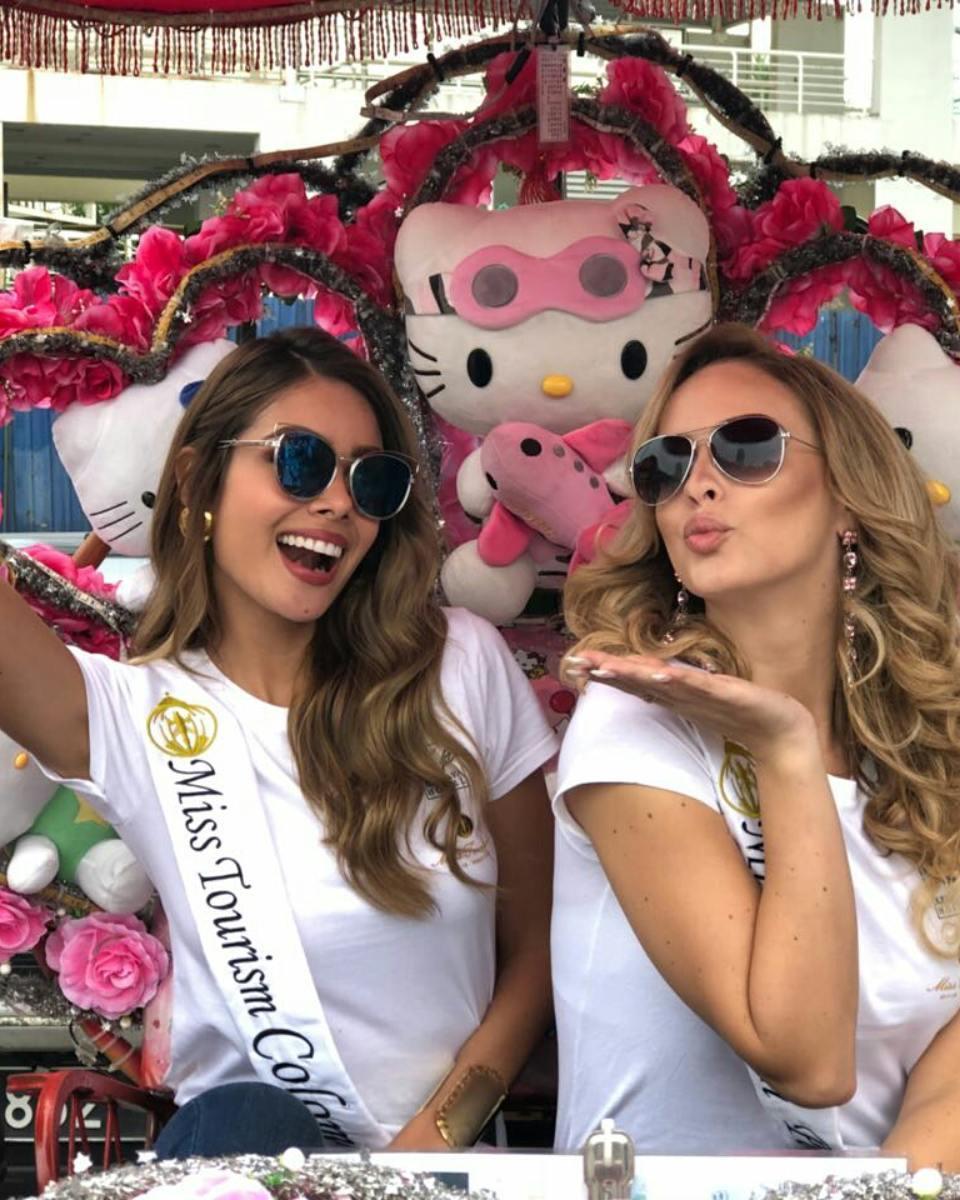 andrea katherine gutierrez puentes, miss tourism 2017/2018. - Página 7 26355210