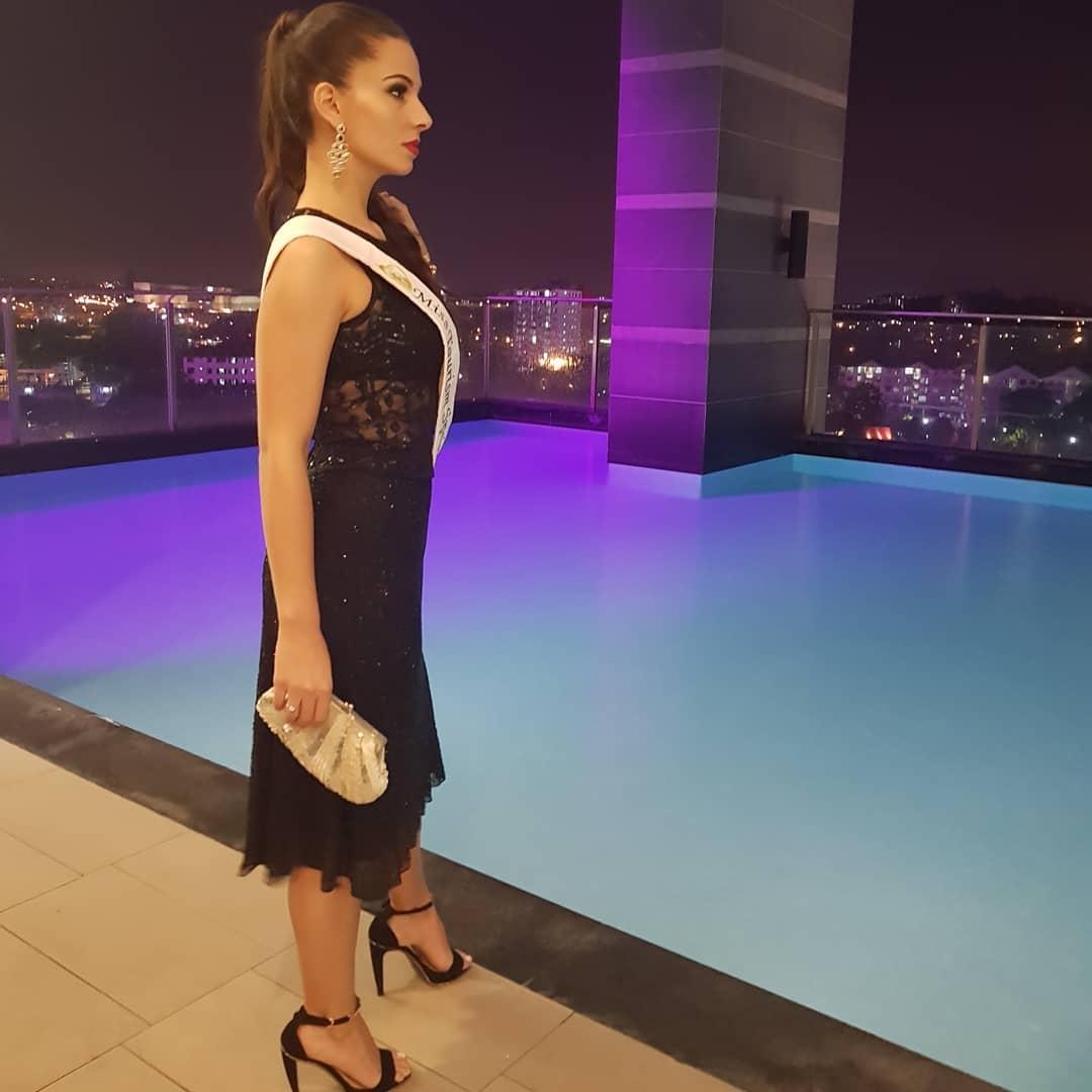 rafaella candida, top 15 de miss tourism 2017/2018. - Página 2 26392710